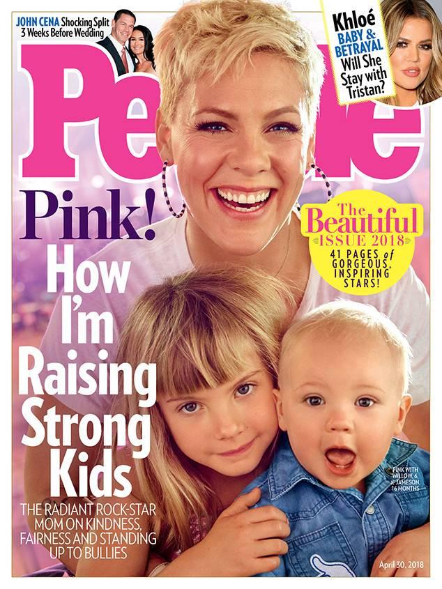 Pink последние новости и фото дети