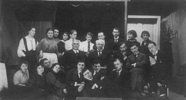 ������������� � �������� � ������ ���������. ����� ������� - ������ ������� �.�.��������. 24 ������ 1916 �.